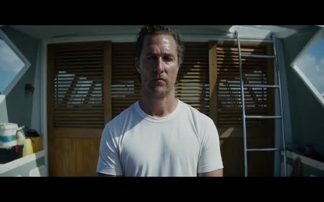 SERENITY Official Trailer (2018) Matthew McConaughey, Anne Hathaway Movie HD - YouTube