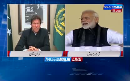 Imran Khan and Narendra Modi face to face | Latest News 2019 Full HD video 720p
