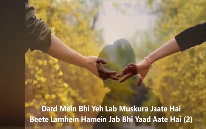Beetein Lamhe | Heart touching song  | sad song