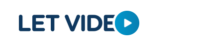 Letvideo Logo , Play Button